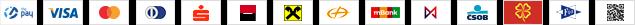 ThePay – Platba24, MojePlatba, eKonto, mPeníze, MONETA, ČSOB, Fio Banka, Equa Bank, Sberbank, QR platba