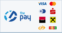 ThePay – Platba kartou, Platba24, MojePlatba, eKonto, mPeníze